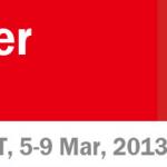 Gratis: Tickets für die CeBIT 2013 anfordern
