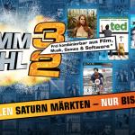 Saturn: Nimm 3, zahl 2- Aktion bis 5.1.2013