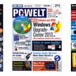 Zeitschriften im 1 Jahr-Abo für PC Freaks – com!, Chip und PC Welt für effektiv 14,88€