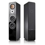 Teufel Ultima 40 Schwarz Stereo Standlautsprecher für 333,33€