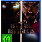 Blu-Ray: Iron Man 1+2 (Collector's Edition) für 9,99€ inkl. Versand