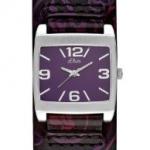 Amazon: s.Oliver Damen-Uhr (Quarz Analog, SO-2198-LQ) für 24,90€ inkl. Versand