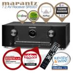 iBood: Marantz SR5007 7,2-Netzwerk-Receiver mit AirPlay, 3D-Unterstützung und 4K Upscaler für 508,90€ inkl. Versand
