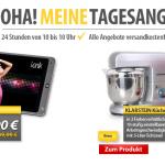 OHA! Deals von heute: Klarstein Küchenmaschine für 79,99€ und I-Onik 8″ Android Tablet für 109,90€