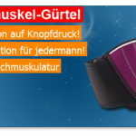 eBay: Slimmaxx Bauchmuskel-Gürtel für 19,99€ inkl. Versand