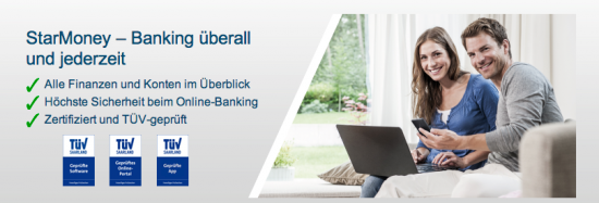 Banking-Software StarMoney 8.0