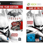 Batman: Arkham City (Game of the Year Edition) für PS3 oder XBOX360 für nur 15€