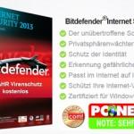 Gratis: Bitdefender Internet Security 2013 (1-Jahres-Lizenz) kostenlos abstauben