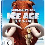 Amazon: Ice Age – Teil 1-4 (Mammut-Box) auf Blu-ray für 25,97€ inkl. Versand