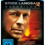 Amazon: Stirb Langsam – Quadrilogy Teil 1-4 auf Blu-ray für 25€ inkl. Versand