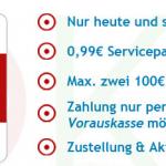 Joker Gutscheine mit 6% Rabatt (für Amazon, Zalando, Douglas etc nutzbar – maximal 2x 100€ pro Person)
