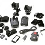 Veho MUVI HD 1080p Action-Kamera mit 1,5″ LCD und umfangreichen Zubehör für 155,90€ inkl. Versand