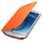 Samsung Galaxy S3 Flip Cover in Orange für 12,99€ inkl. Versand