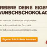 Gratis: Kostenlos Chocri-Schokolade bei Bibflirt dank Frauentag abstauben