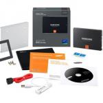 Amazon: Samsung 840 Series All-in-One Installation Kit + interne SSD-Festplatte 250GB für 144€ inkl. Versand