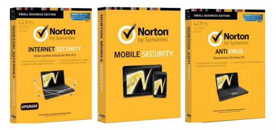20% Rabatt auf Norton Software Produkte