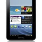eBay: Samsung Galaxy Tab 2 GT-P3110 (Wifi, 7″ Display, 8GB Speicher, Android 4.0) für 159€ inkl. Versand