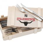 WMF Steakbesteck 12-teilig für 29,90€ inkl. Versand