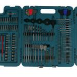 eBay: Makita Werkzeugsortiment (Bits, Bohrer, 252 teilig) für 49,95€ inkl. Versand
