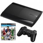 Sony Playstation 3 Super Slim mit 12GB Flashspeicher und Fifa 13 für 188€ inkl. Versand
