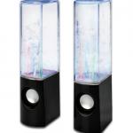 eBay: Ednet Water Beats USB Lautsprecher mit Wasser- und Lichteffekten für 19,90€ inkl. Versand
