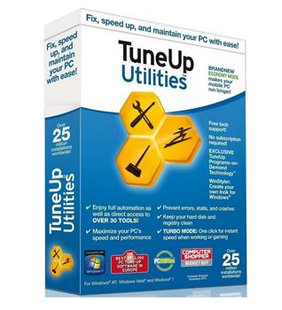 TuneUp Utilities 2013 in der Vollversion für den PC