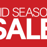 H&M: Mid-Season Sale mit bis zu 50% Rabatt + 25% Gutschein + 5€ Gutschein