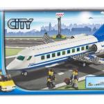 Lego City Passagierflugzeug 3181 für 24,99€ inkl. Versand
