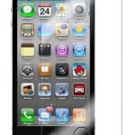 Gratis: Schutzfolie für iPhone 5 komplett kostenlos