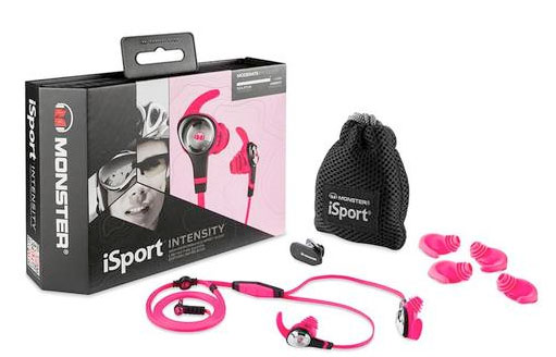 Monster iSport Intensity Kopfhörer Deal Angebot
