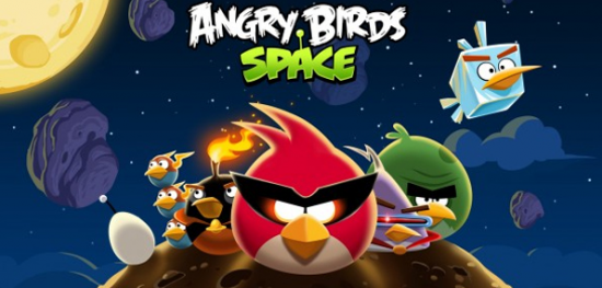 Angry Birds Space heute im iTunes Store kostenlos