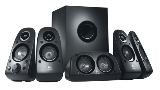 Logitech Z506 Surround Soundsystem (B-Ware)