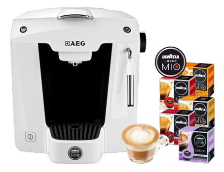 AEG LM 5100 Espresso-Kapselmaschine