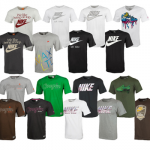 Nike Herren T-Shirts in 9 Modellen für je 15,15€ inkl. Versand