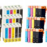 XXL Druckerpatronen Packs – 30er Packs für Epson, Canon und Brother Drucker für je 16,99€ inkl. Versand