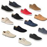 Casual Herren-Sneaker in 6 verschiedenen Modellen für je 16,90€ inkl. Versand