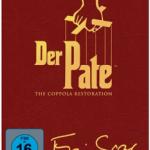Der Pate – The Coppola Restoration (4 Blu-rays) für 24,97€ inkl. Versand