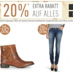 20% Rabatt auf Alles bei Dress-for-less + 10€ Newsletter-Gutschein