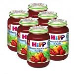 Hipp Baby-Nahrung für 85 Cent pro Glas im Baby-Markt