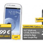 Samsung Galaxy Tab 2 und Samsung Galaxy S3 Mini in den OHA Deals