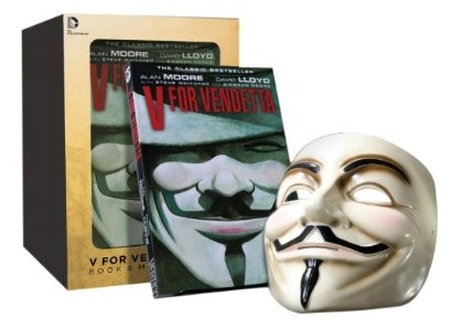 V for Vendetta Deluxe Collector Set (englische Version)