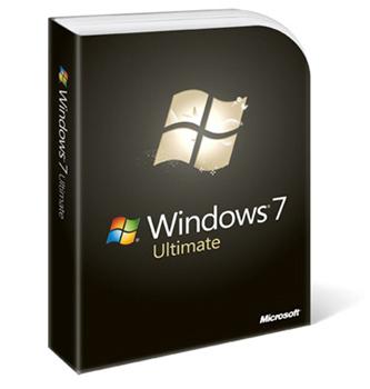 Windows 7 Ultimate 64 bit OEM