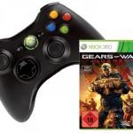 Xbox 360 Wireless Controller mit Gears of War für 37,53€ inkl. Versand