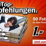 50 Fotos für 1€ – bis zu 1.000 Foto's je für 2 Cent beim Media Markt Fotoservice