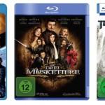Aktuelle Film Angebote bei Amazon – Paramount Blu-ray Filme reduziert und 6 DVDs für 20€