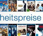 Blu-ray und DVD Angebote bei Amazon im 3-Tage-Einheitspreise Sale