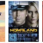 DVD und Blu-ray Angebote von diesem Wochenende mit Star Wars Komplettbox, Homeland Staffel 1 und Vielen mehr