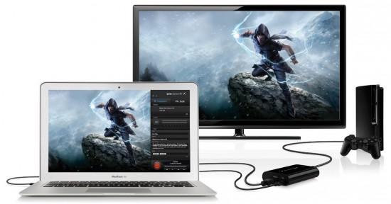 Elgato Game Capture HD Rekorder für PC und Mac