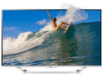LG 42LA7408 - 42 Zoll 3D LED-Backlight-Fernseher