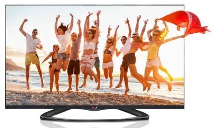 LG 55LA6608 - 55 Zoll 3D LED-Backlight-Fernseher